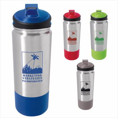 Picture of Stainless Hiking Bottle - 25 oz.