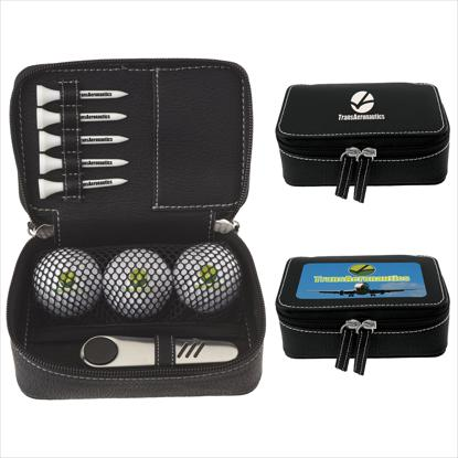 Picture of Zippered Golf Gift Kit - NDX Heat