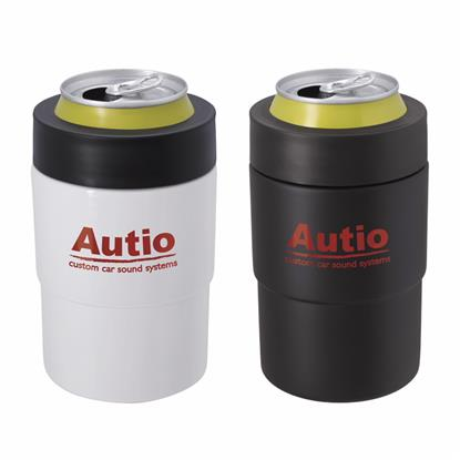 Picture of Double Vacuum Can Cooler - Color