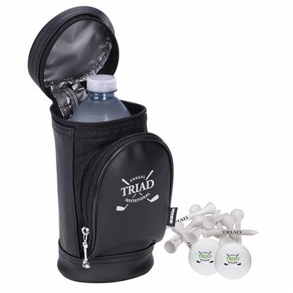 Picture of Koozie® Golf Bag Kooler Kit - Titleist® TruFeel
