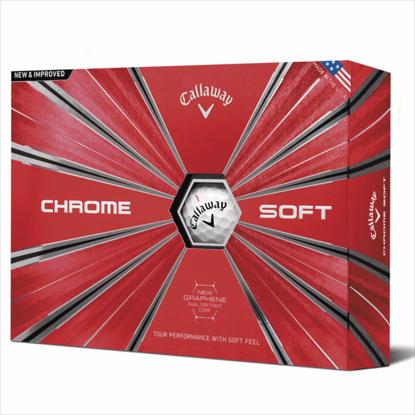 Picture of Callaway® Chrome Soft Std Serv