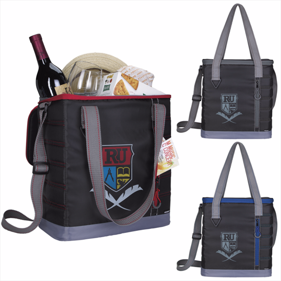 Picture of Koozie® Quilted Kooler Tote