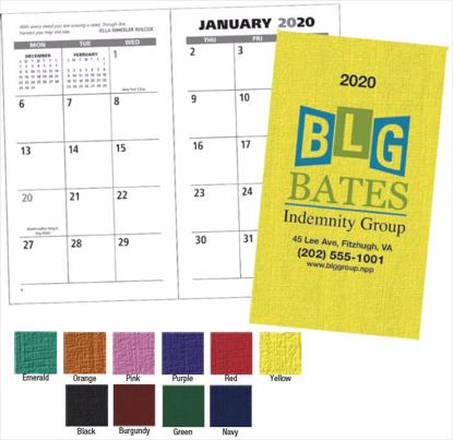 Picture of Value Monthly Pocket Planner