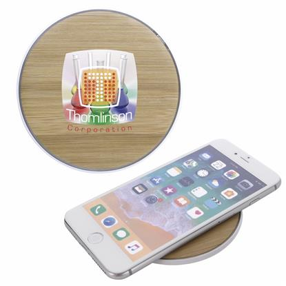 Picture of Natural Wireless Charging Pad