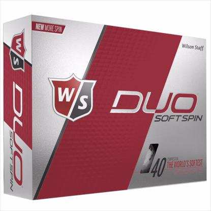 Picture of Wilson® Staff Duo® Soft Spin - Std Serv