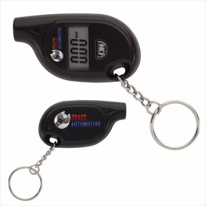 Picture of Digital Tire Gauge Keychain