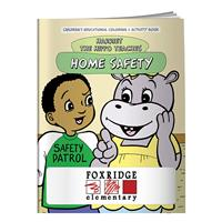 Picture of Coloring Book: Home Safety