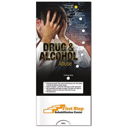 Picture of Pocket Slider: Drug & Alcohol Abuse