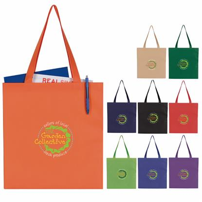 Picture of Non-Woven Budget Tote