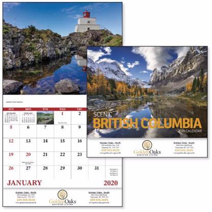 Picture of Scenic British Columbia - Stapled