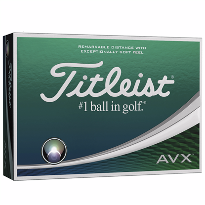 Picture of Titleist® AVX™ Std Serv