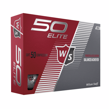 Picture of Wilson® 50 Elite Golf Ball
