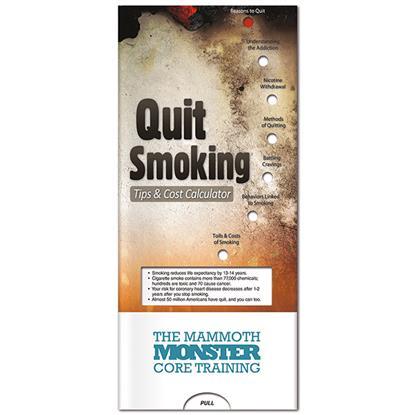 Picture of Pocket Slider: Stop Smoking