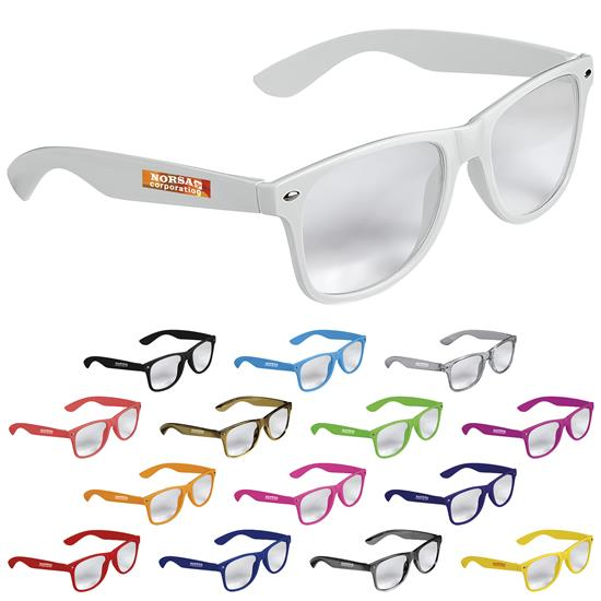 Picture of Cool Vibes Clear Lenses Glasses