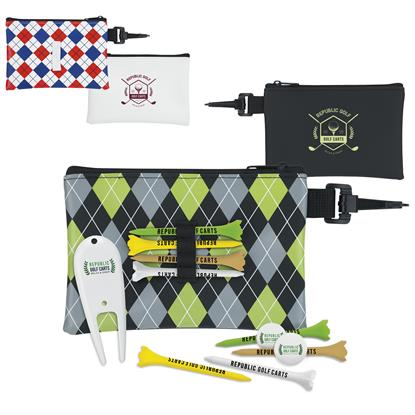 Picture of Pattern Golf Pouch Tee Kit 3-1/4""