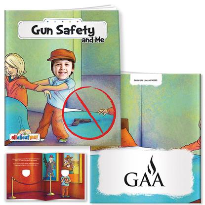 Picture of All About Me Book: Gun Safety and Me