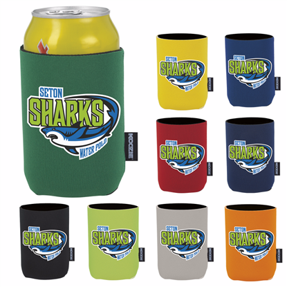 Picture of Koozie® Collapsible Neoprene Can Kooler