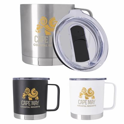 Picture of Double Wall Camper Metal Mug - 16 oz.