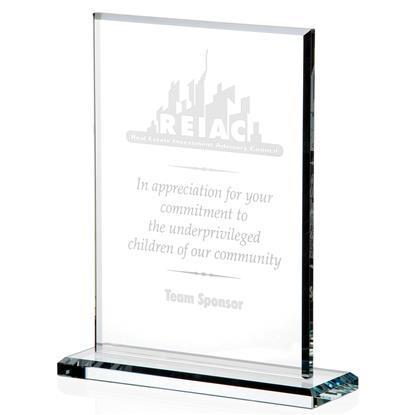 Picture of Vertical Gem Cut Award