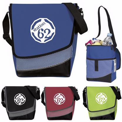 Picture of Crossbody Messenger Lunch Cooler