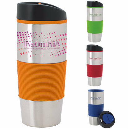 Picture of Color Grip Tumbler - 18 oz.