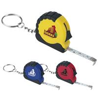 Picture of Mini Tape Measure Keychain