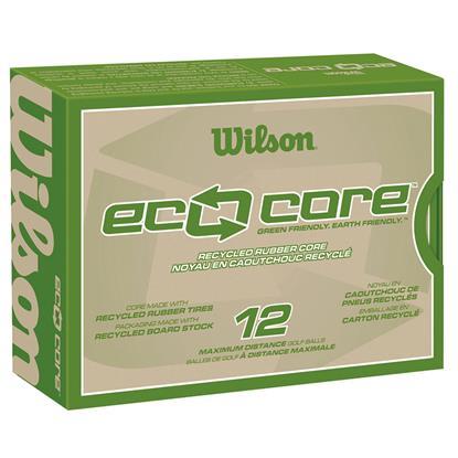 Picture of Wilson® Eco Core Golf Ball Std Serv