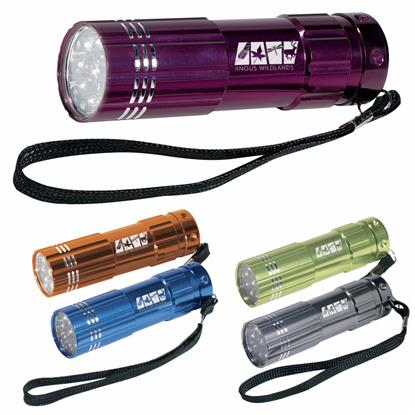 Picture of Pocket Aluminum LED Flashlight