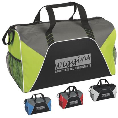 Picture of Color Panel Sport Duffel