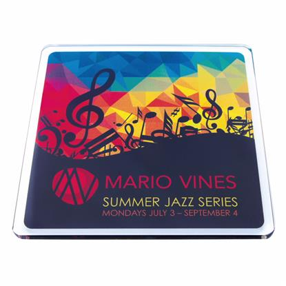 Picture of Square Acrylic Coaster