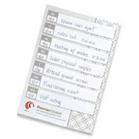 """Picture of BIC® 6"""" x 9"""" Large Adhesive Notepad 25 Sheet Pad"""