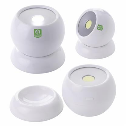 Picture of Round COB Flashlight with Magnetic Base
