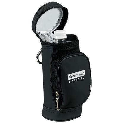Picture of Koozie® Golf Bag Water Bottle Kooler