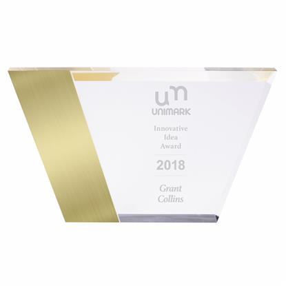 Picture of Metallic Award