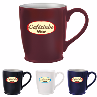 Picture of Stylish Café Mug - 16 oz.