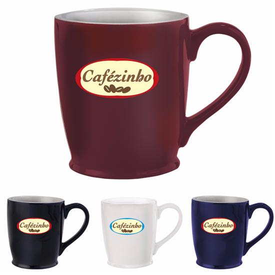 Picture of Stylish Café Mug - 16 oz.