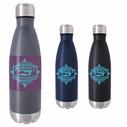 Picture of Reef Stainless Steel Bottle Powder Finish-18 oz.