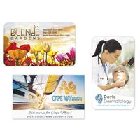 Picture of BIC® 30 Mil Jumbo 4-Color Process Business Card Magnet