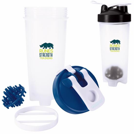 Picture of O2COOL® Shaker Bottle—30 oz.