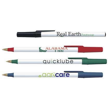 Picture of BIC® Ecolutions® Round Stic® Pen