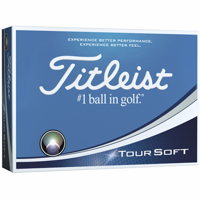Picture of Titleist® Tour Soft Std Serv