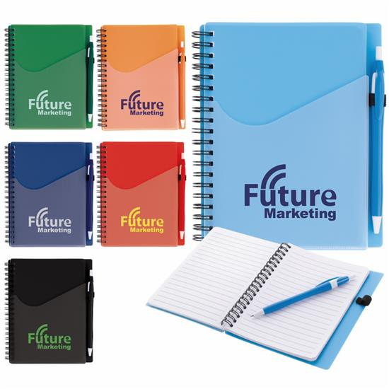 Picture of Surf Notebook with Dart Pen