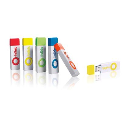 Picture of 256 MB Color Pop USB 2.0 Flash Drive