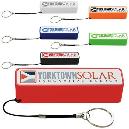 Picture of Keychain Power Bank 2200 mAh