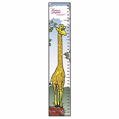 Picture of Giraffe Growth Chart