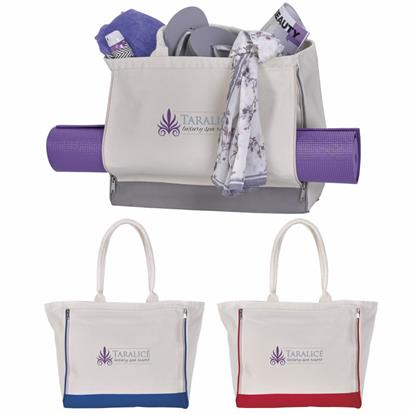 Picture of Yoga Retreat Cotton Tote