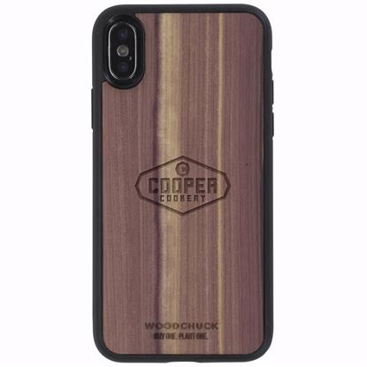 Picture of Cedar Wood Phone Case X/XS