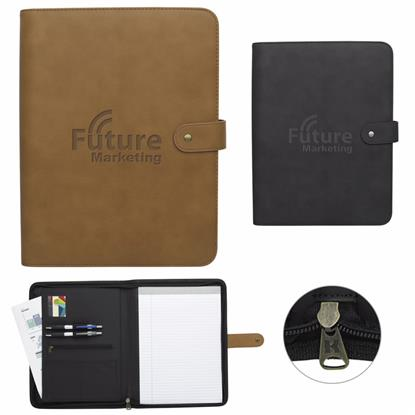 Picture of KAPSTON® Natisino Zippered Padfolio