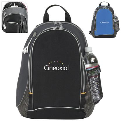 Picture of Title Track Backpack