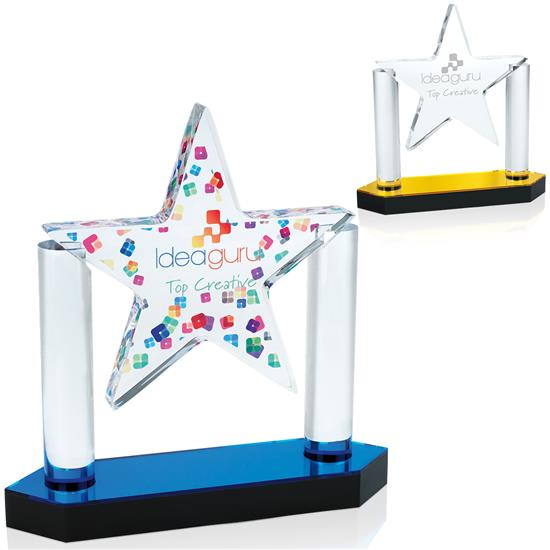 Picture of Acrylic Floating Star